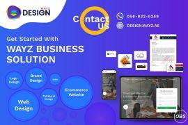 Professional Website Design  Development Logo Design Branding Social Media Marketing