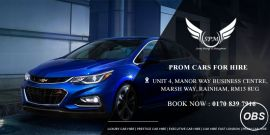 Prom Car Hire Essex