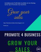 Promote 4 business free online