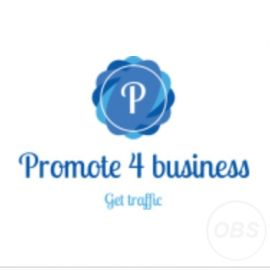 Promote  business grow your sales