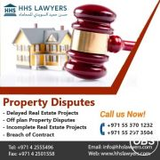 Real Estate Property Dispute Lawyers in Dubai UAE