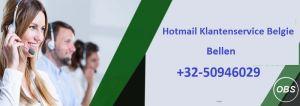 Reset uw Hotmailaccount Bellen Hotmail Belgie  3250946029