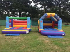 Riches Entertainments Bouncy Castle Hire Indoor Outdoor Last Minute Bookings From £5000