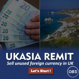 Sell Unused Foreign Currency in UK with UK Asia Remit Free Classified Ads