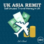 Sell Unused Travel Money in UK with Rapido Remit 100 Best Services