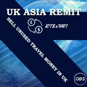 Sell Unused Travel money with Best Rates in Uk Free Ads