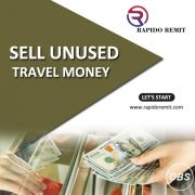 Sell Unused Travel Money with Rapido Remit Lets Start Today