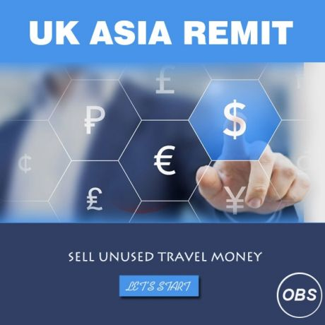 Sell your Leftover Currency in UK with Rapido Remit in UK