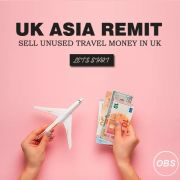 Sell your Unused Travel Money Today in UK Free Ads with Rapido Remit