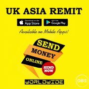 Send Money Very Easy and Simple with UK Asia Remit in UK Free Ads