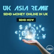 Send Money worldwide in UK With uk asia remit