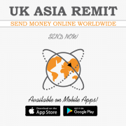 Send Money Worldwide with UK Asia Remit any time in UK