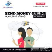 Send your money worldwide with uk asia remit in uk