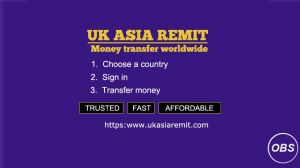 Simple money transfer to your loved ones across the world with uk asia remit