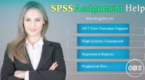 SPSS Assignment Writing help in UK