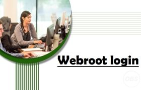 Steps for Webroot Login  Logging into your Webroot account  Login to Webroot