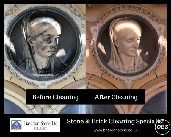 Stone cleaning services in London  Essex