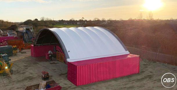 Storage Shelter