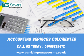 Take Some Help From Self Employed Accountant Colchester