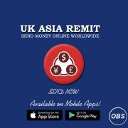 Today Send Money From UK with Uk asia Remit