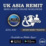Today Send Money Worldwide with Uk Asia Remit in UK Free Ads