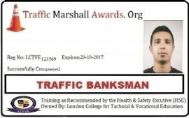 Traffic marshall online course
