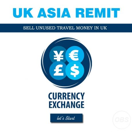 Trusted Services Sell Unused Travel money in uk with Rapido remit