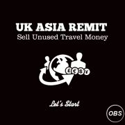 UK Asai Remit Sell your Unused Travel Money in Uk
