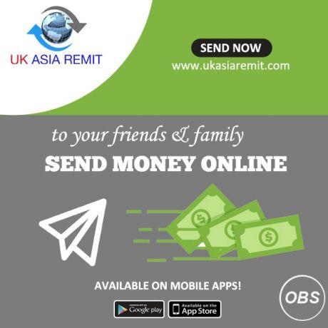 UK ASIA REMIT Provide Best Online Send Money worldwide in UK