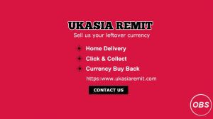 UK Asia Remit Provide Currency Exchange Services in UK