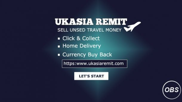UK Asia Remit Sell today unused travel money in UK