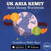 UK Asia Remit Send Money Online to your Friends and Family