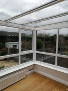 uPVC Conservatories cleaned internally