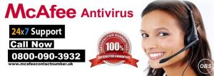 What are the steps to activate McAfee antivirus successfully 08000903932