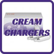 Whipped cream chargers cases of 600 available