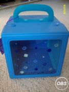 ELC Blue Sing Along CD player and CD Storage Box Available at UK Free Ads