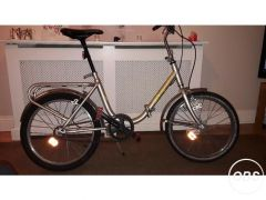 Folding bike for Sale in the UK