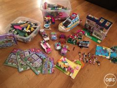 LEGO Selection UK Free Classified Ads