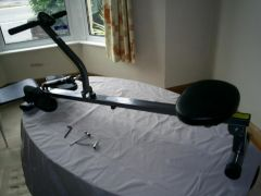 PRO Fitness Rowing Machine for Sale at UK Free Classified Ads