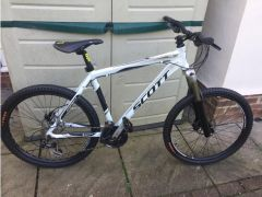 Scott Aspect 40 custom mountain bike for Sale in the UK