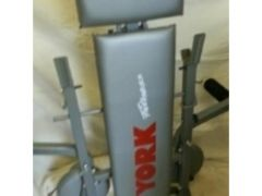 Weight bench  free weights gym equipment for sale in UK