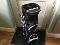 Wilson staff ultra lite golf cart bag brand new at UK Free Classified Ads